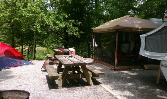 Twin Knobs Campground Updated 2019 Reviews Morehead Ky