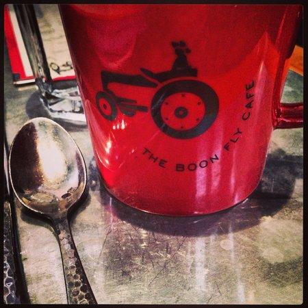 Boon Fly Cafe: Tea time.