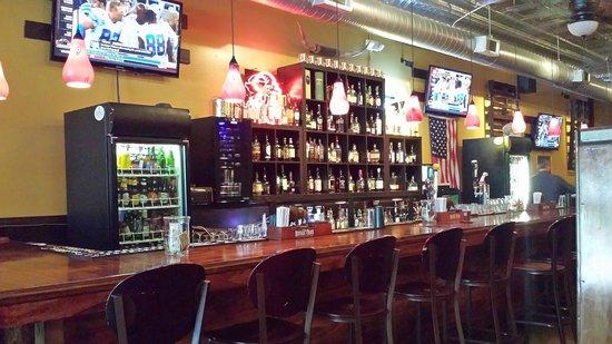 bar picture of whiskey bar kitchen augusta tripadvisor