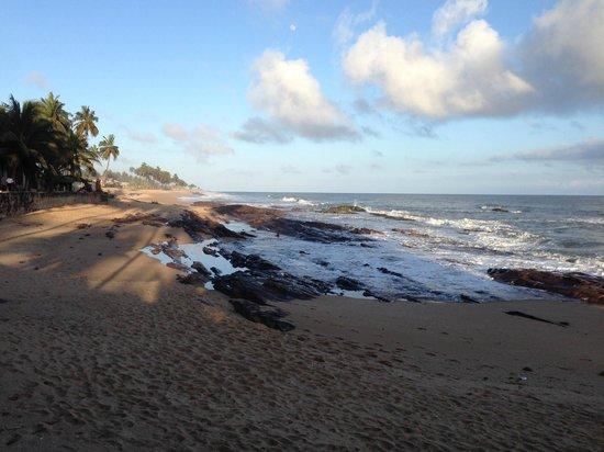 Coconut Grove Beach Resort: the sea