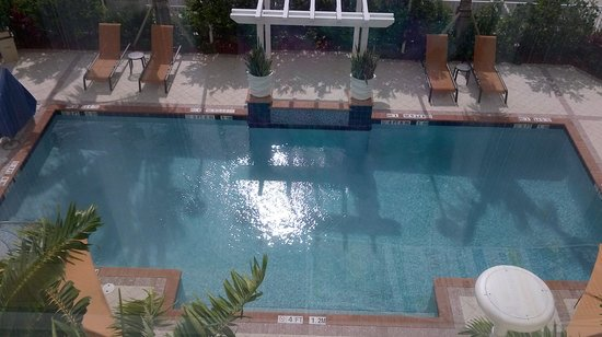 Courtyard by Marriott Miami Homestead : Pool