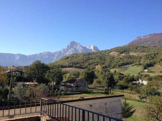 Locanda del Parco Hotel : Svegliarsi la mattina con questo panorama...è semplicemente fantastico!!!!