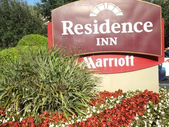 Residence Inn Orlando Lake Buena Vista: Entrance