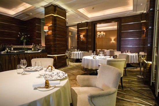Photo of Modern European Restaurant Alyn Williams at the Westbury at The Westbury Hotel, London W1S 2YF, United Kingdom