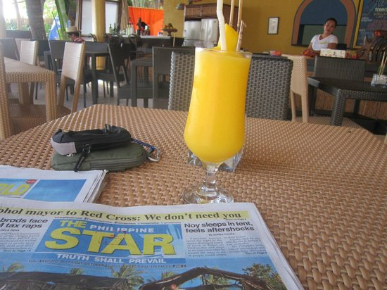 Microtel Inn & Suites by Wyndham Boracay : dining are
