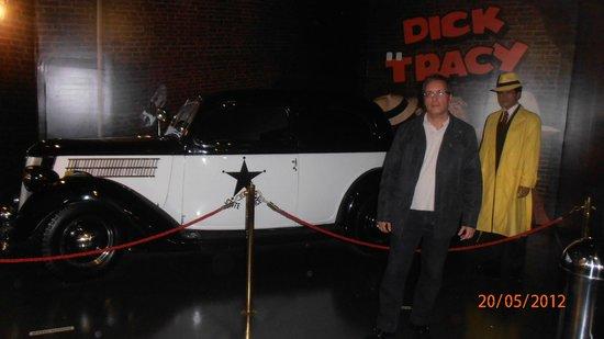 Dreamland Museu de Cera: Dick Trace