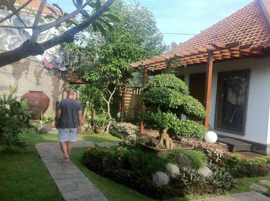 Baruna Sari Villa: Villa