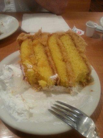 Donut Hole: Caramel Cake. So good!