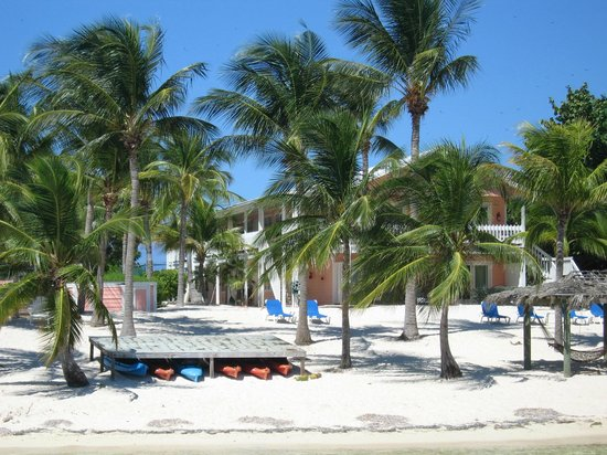 Little Cayman Beach Resort: View from the dive boat