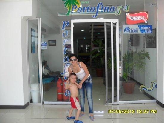 Hotel Portofino: LO MEJOR