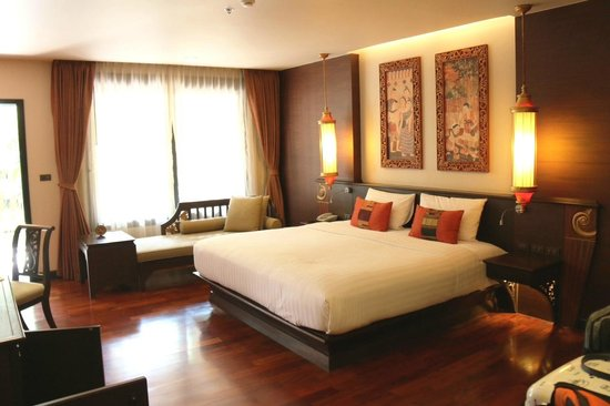 Siripanna Villa Resort and Spa Chiang Mai: My Room