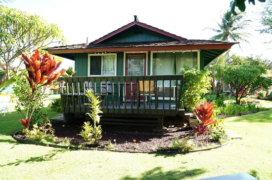 Nona Lani Cottages: Hawaiian Plantation Style cottage