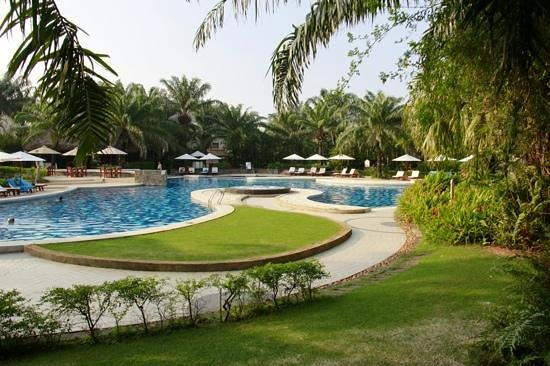 Palm Garden Beach Resort & Spa: By the pool