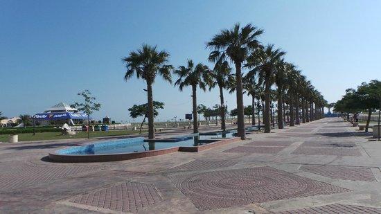 Corniche: Seafront
