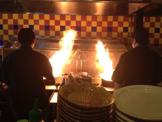 Asian 1: The woks