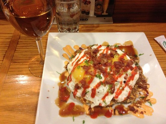 NaRa: Dos Eggies! Absolutely delicious! Makes for a great meal on an icy night. Love coming to see my