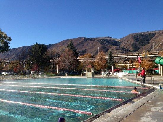 Glenwood Hot Springs Pool: 10/27/13