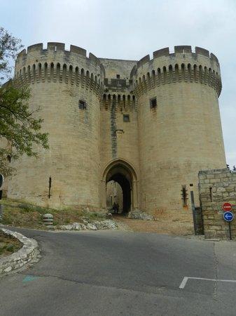Fort Saint-Andre : Fort Entrance