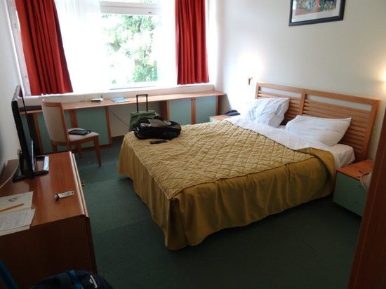 Hotel Jezero: Bedroom