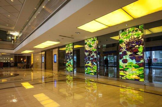 Hotel Equatorial Shanghai : Lobby