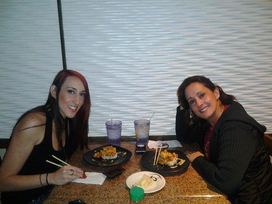 Good times at Niko Niko Sushi Lesley & Ruby!!Thanks