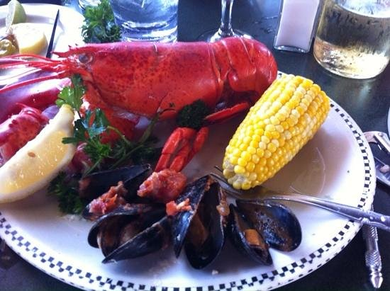 Lobster Pot : Clam Bake Lobster