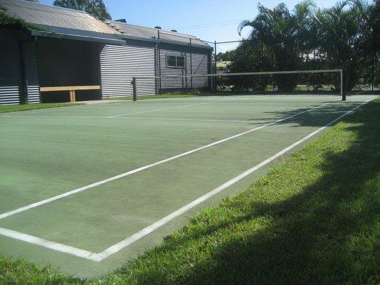 Grange Resort Hervey Bay: Tennis