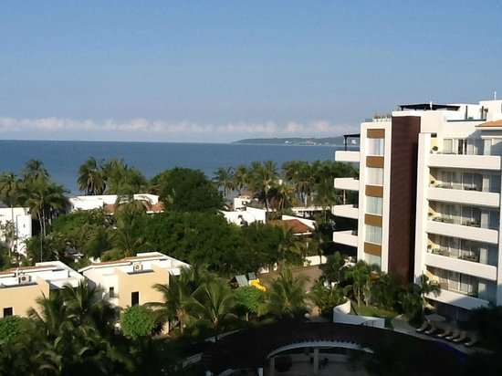 Marival Residences Luxury Resort: View from PENTHOUSE...