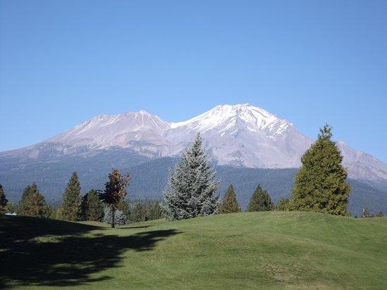 Mount Shasta Resort: a great view