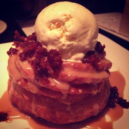Claddagh Oyster House: Dessert