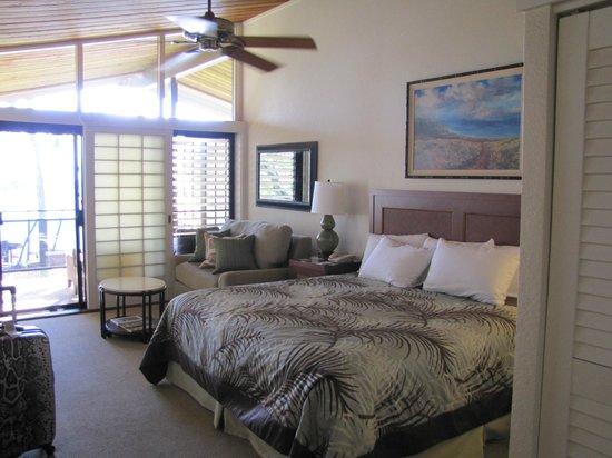 Napili Kai Beach Resort: Our King Bed Studio
