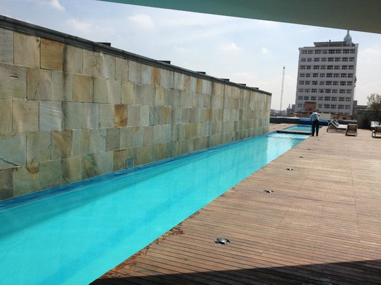 Hilton Mexico City Reforma: Outdoor Pool
