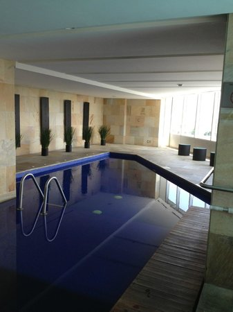 Hilton Mexico City Reforma: Indoor Pool