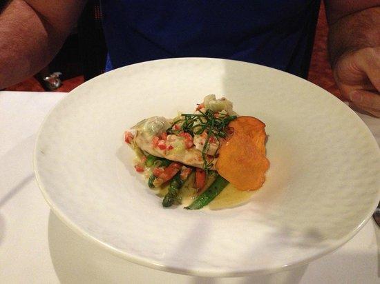Hilton Mexico City Reforma: Dinner