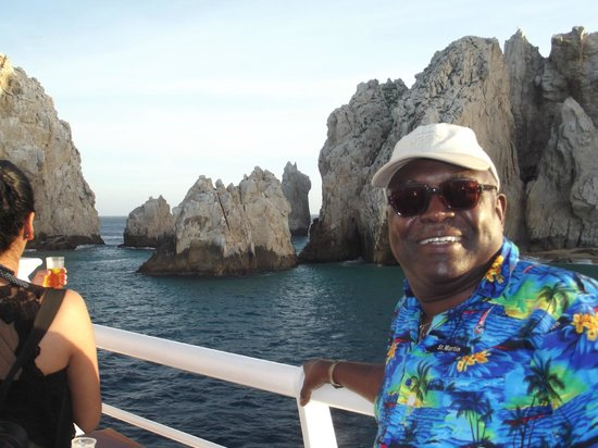 Hotel Riu Palace Cabo San Lucas: LAND END