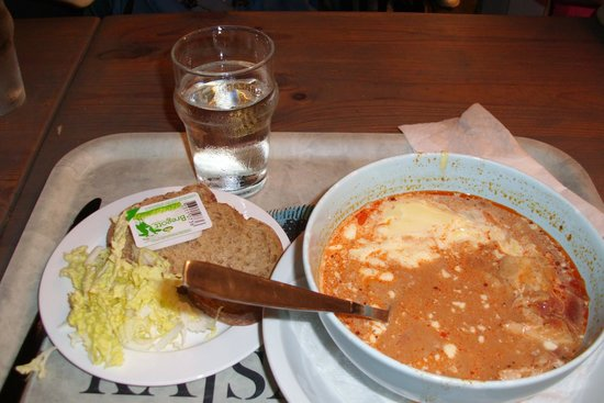 Kajsas Fisk: fish soup