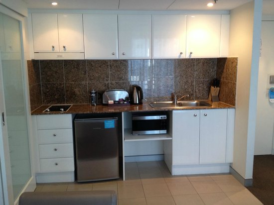 Wyndham Vacation Resorts Asia Pacific Sydney: Self contained kitchenette