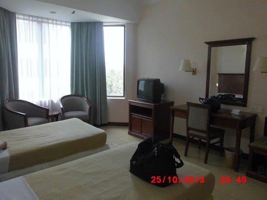 Blue Bay Resort: room