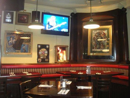 Hard Rock Cafe: Hard rock Cozumel