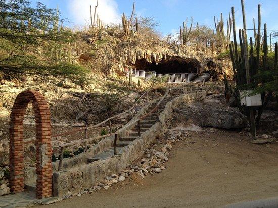 Lourdes Grotto: Smaller Grotto