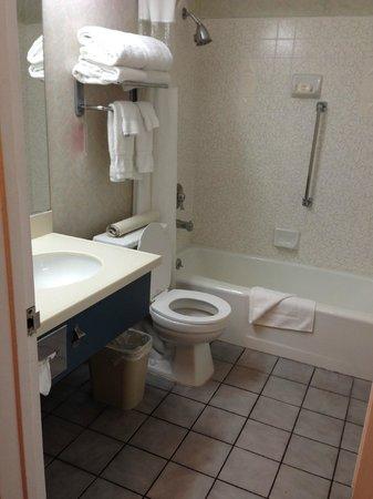 Ramada Marina Del Rey: Bathroom