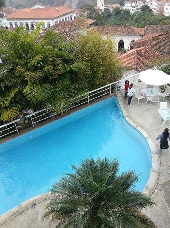 Grande Hotel de Ouro Preto: Piscina