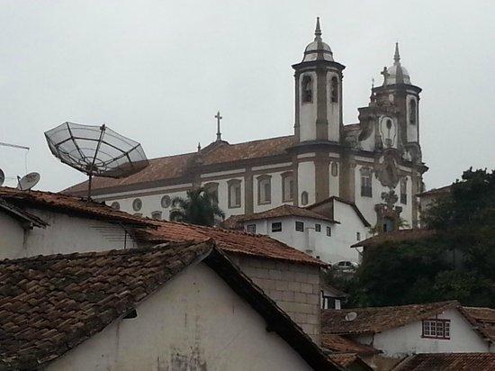 Grande Hotel de Ouro Preto: Igreja de São Francisco de Assis