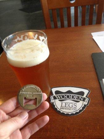 Wooden Legs Brewing Company: WLBC Beer