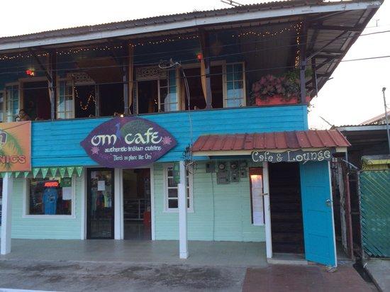 Om Cafe - great Indian food