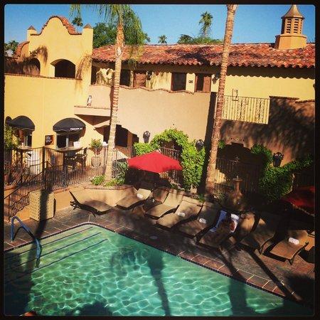 Andreas Hotel & Spa: pool area