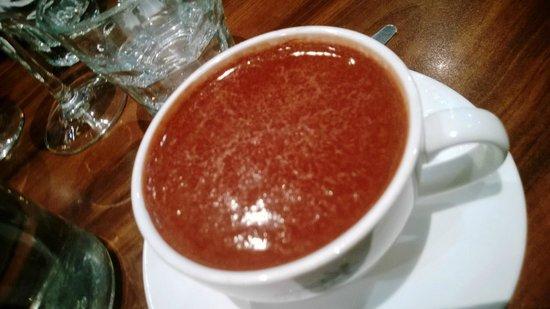 Tosolini's: Delicious hot chocolate