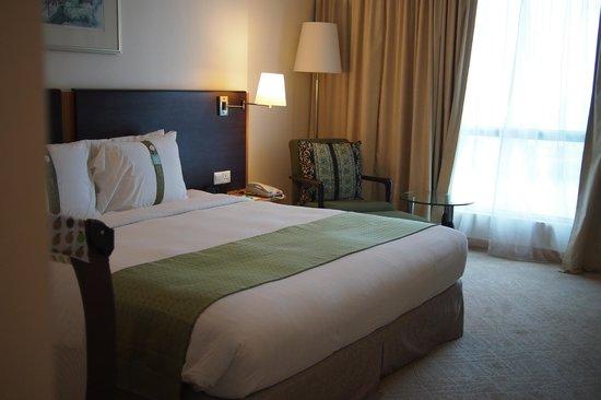 Holiday Inn Melaka: Thanks for the upgrade!