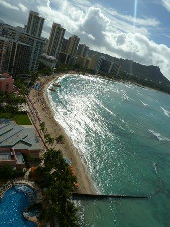 Sheraton Waikiki: room