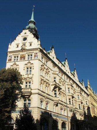 Hotel Paris Prague: Hotel Paris